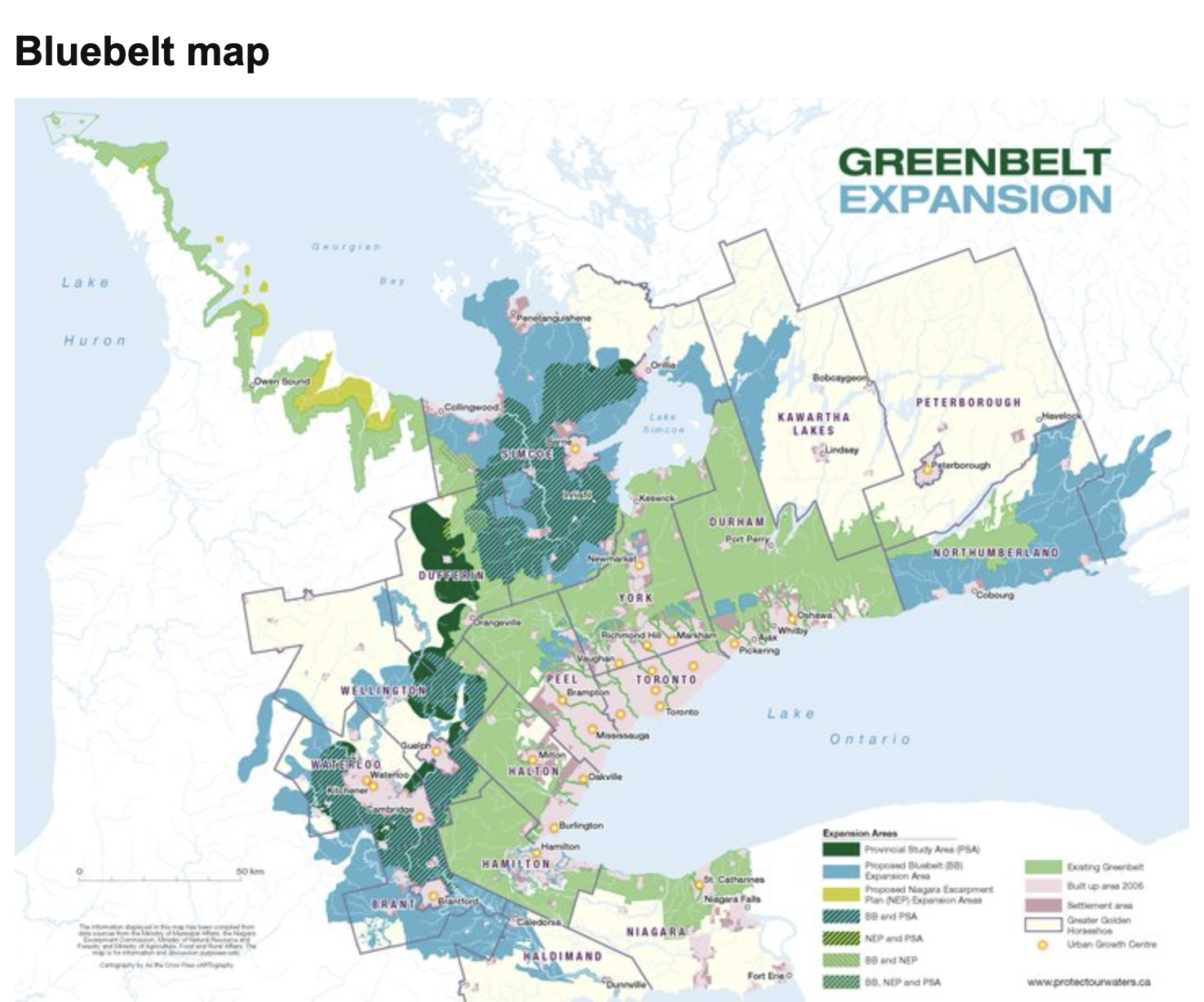 Speak Up for Ambitious Greenbelt Expansion